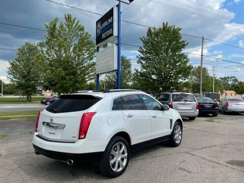 2014 Cadillac SRX for sale at Silverline Motors in Grand Rapids MI
