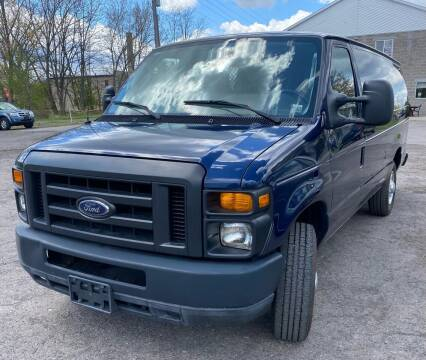 2010 Ford E-Series Cargo for sale at Select Auto Brokers in Webster NY