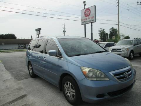 2007 Honda Odyssey for sale at Motor Point Auto Sales in Orlando FL