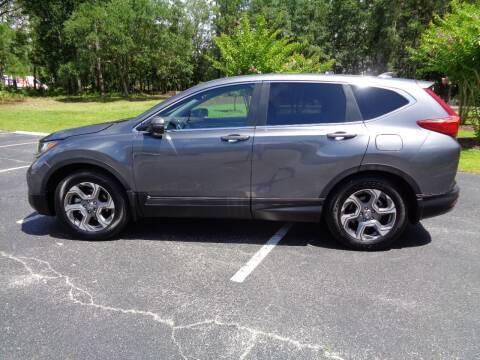 2018 Honda CR-V for sale at BALKCUM AUTO INC in Wilmington NC