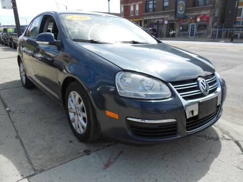 2010 Volkswagen Jetta for sale at Metropolitan Automan, Inc. in Chicago IL