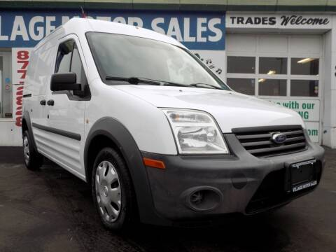 2012 Ford Transit Connect for sale at Village Motor Sales in Buffalo NY