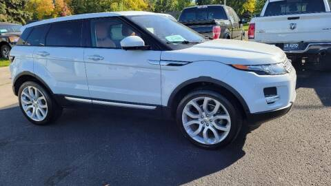 2015 Land Rover Range Rover Evoque for sale at JR Auto in Brookings SD