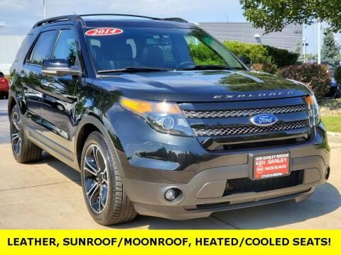2014 Ford Explorer for sale at Ken Ganley Nissan in Medina OH