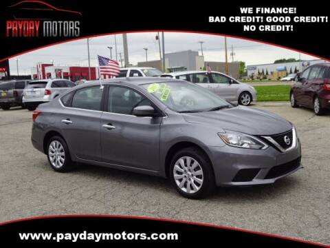 2017 Nissan Sentra for sale at Payday Motors in Wichita And Topeka KS