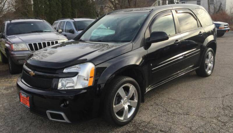 2008 Chevrolet Equinox for sale at Knowlton Motors, Inc. in Freeport IL