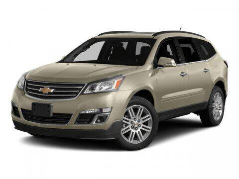 2015 Chevrolet Traverse for sale at HILAND TOYOTA in Moline IL