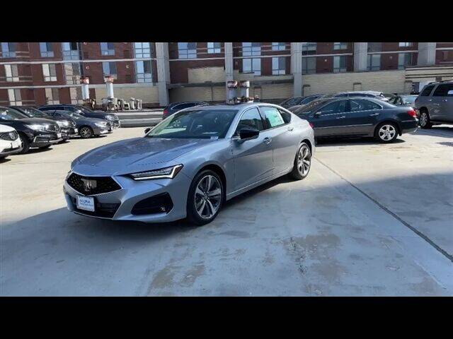 2021 Acura TLX for sale in Bethesda, MD