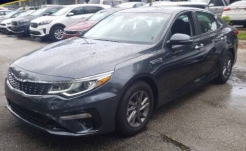 2020 Kia Optima for sale at Ultimate Car Solutions in Pompano Beach FL