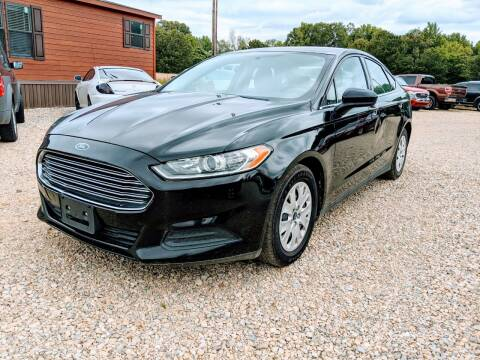 2014 Ford Fusion for sale at Delta Motors LLC in Jonesboro AR