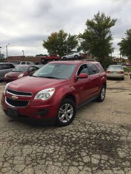 2013 Chevrolet Equinox for sale at Big Bills in Milwaukee WI