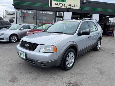 2005 Ford Freestyle for sale at Wakefield Auto Sales of Main Street Inc. in Wakefield MA