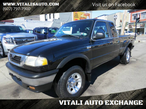 1999 Mazda B-Series Pickup for sale at VITALI AUTO EXCHANGE in Johnson City NY