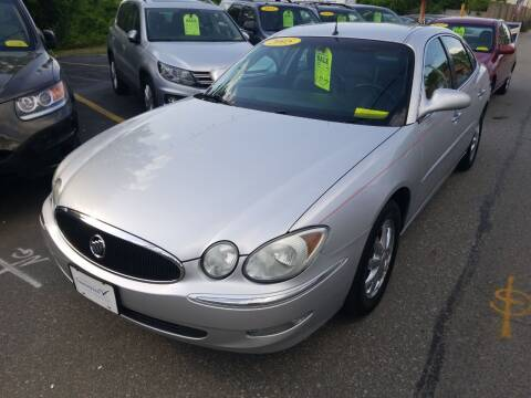 2005 Buick LaCrosse for sale at Howe's Auto Sales in Lowell MA