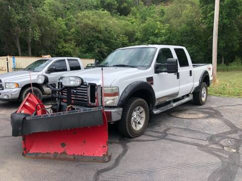 2008 Ford F-350 Super Duty for sale at MG Auto Sales in Sioux City IA