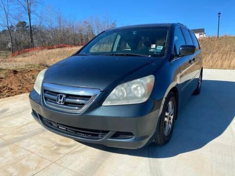 2006 Honda Odyssey for sale at El Camino Auto Sales in Sugar Hill GA