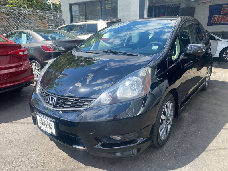 2013 Honda Fit for sale at DEALS ON WHEELS in Newark NJ