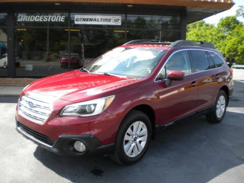 2015 Subaru Outback for sale at Houser & Son Auto Sales in Blountville TN