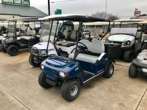 2021 Club Car Carryall 100 Electric Utility for sale at METRO GOLF CARS INC in Fort Worth TX