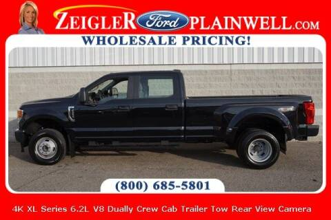 2020 Ford F-350 Super Duty for sale at Zeigler Ford of Plainwell- Jeff Bishop in Plainwell MI