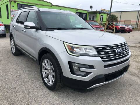 2016 Ford Explorer for sale at Marvin Motors in Kissimmee FL