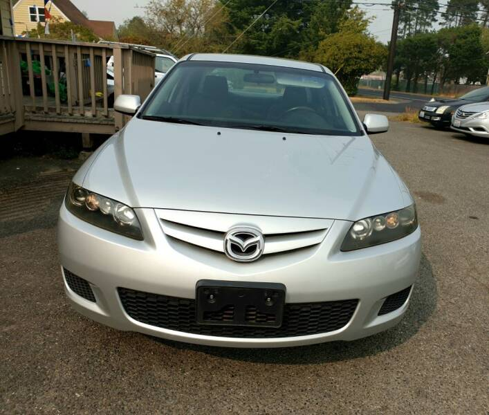 2008 Mazda MAZDA6 for sale at Life Auto Sales in Tacoma WA