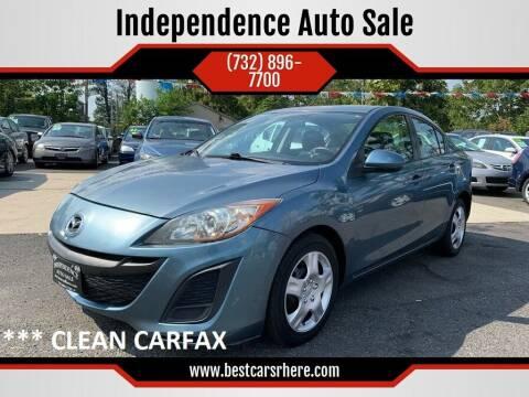 2010 Mazda MAZDA3 for sale at Independence Auto Sale in Bordentown NJ