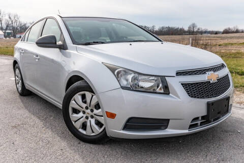 2012 Chevrolet Cruze for sale at Fruendly Auto Source in Moscow Mills MO
