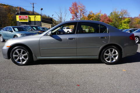 2006 Infiniti G35 for sale at Bloom Auto in Ledgewood NJ