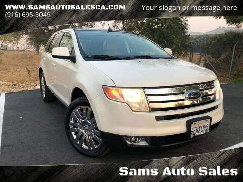 2008 Ford Edge for sale at Sams Auto Sales in North Highlands CA