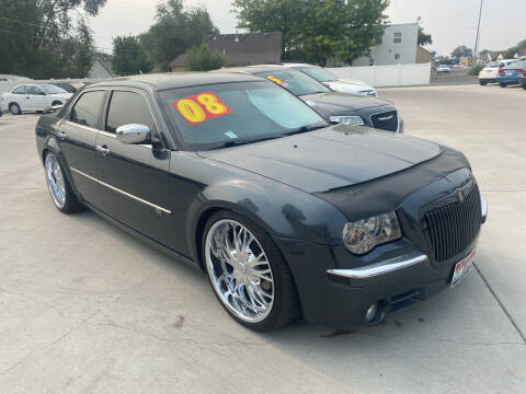 2008 Chrysler 300 for sale at Allstate Auto Sales in Twin Falls ID