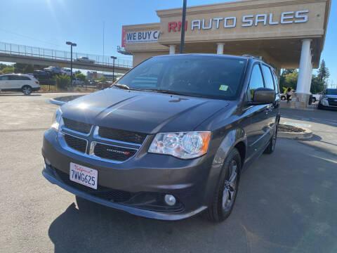2017 Dodge Grand Caravan for sale at RN Auto Sales Inc in Sacramento CA