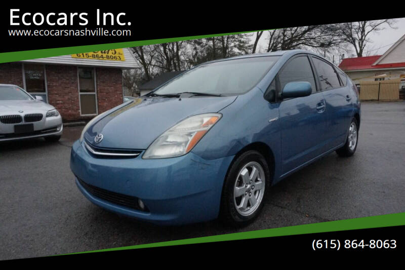 2008 Toyota Prius for sale at Ecocars Inc. in Nashville TN