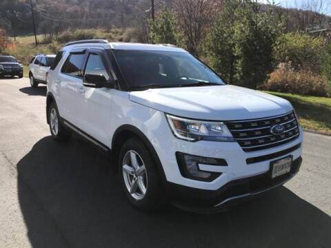 2016 Ford Explorer for sale at Hawkins Chevrolet in Danville PA