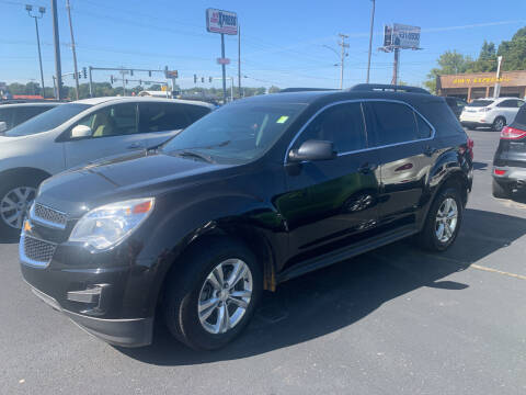 2015 Chevrolet Equinox for sale at Auto Credit Xpress - Jonesboro in Jonesboro AR