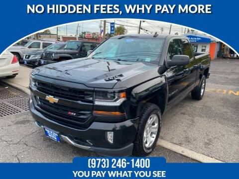 2016 Chevrolet Silverado 1500 for sale at Route 46 Auto Sales Inc in Lodi NJ