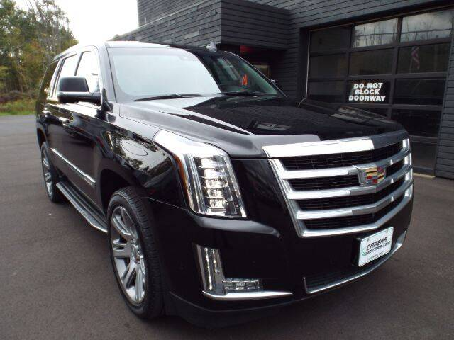 2017 Cadillac Escalade for sale at Carena Motors in Twinsburg OH