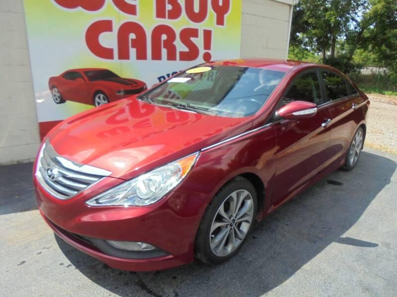 2014 Hyundai Sonata for sale at Right Price Auto Sales in Murfreesboro TN