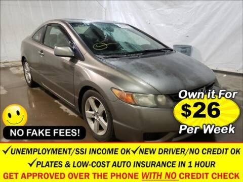 2006 Honda Civic for sale at AUTOFYND in Elmont NY