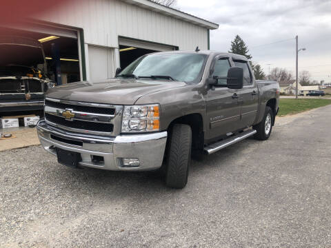 2013 Chevrolet Silverado 1500 for sale at Purpose Driven Motors in Sidney OH