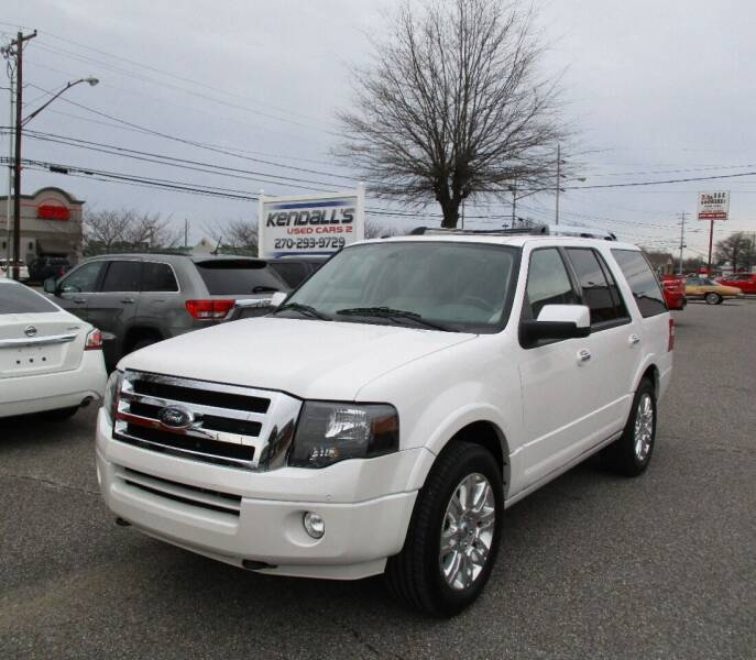 2012 Ford Expedition for sale at Kendall's Used Cars 2 in Murray KY