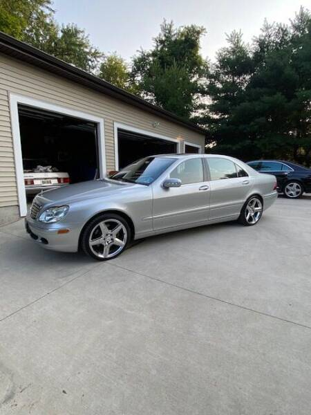 2003 Mercedes-Benz S-Class for sale at All Cars and Trucks in Buena NJ