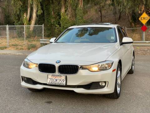 2012 BMW 3 Series for sale at ZaZa Motors in San Leandro CA