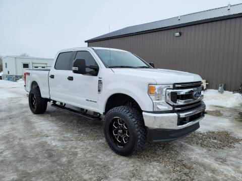 2020 Ford F-250 Super Duty for sale at J & S Auto Sales in Blissfield MI