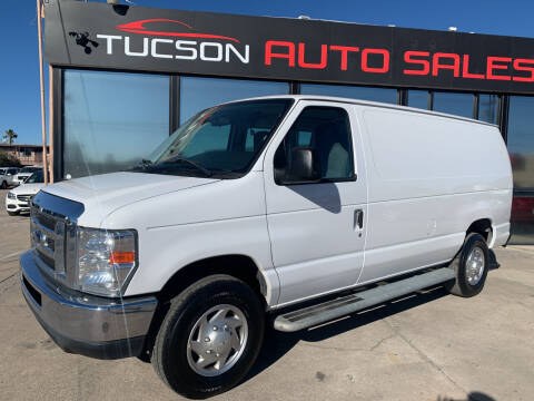 2013 Ford E-Series Cargo for sale at Tucson Auto Sales in Tucson AZ