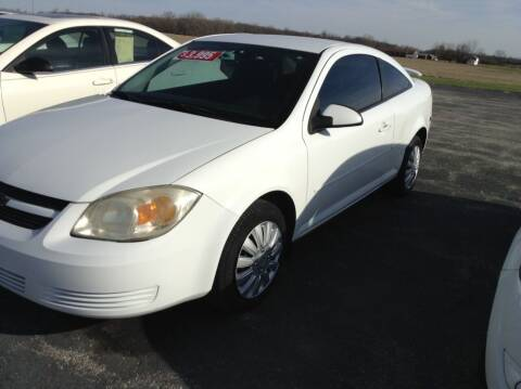 2010 Chevrolet Cobalt for sale at Kevin's Motor Sales in Montpelier OH