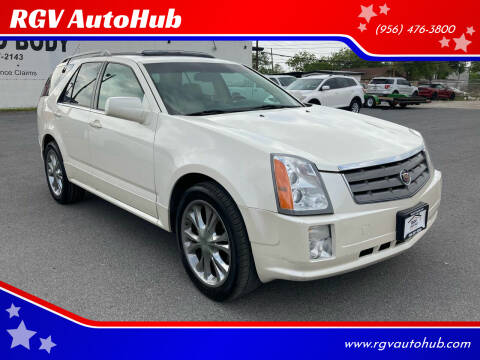 2004 Cadillac SRX for sale at RGV AutoHub in Harlingen TX