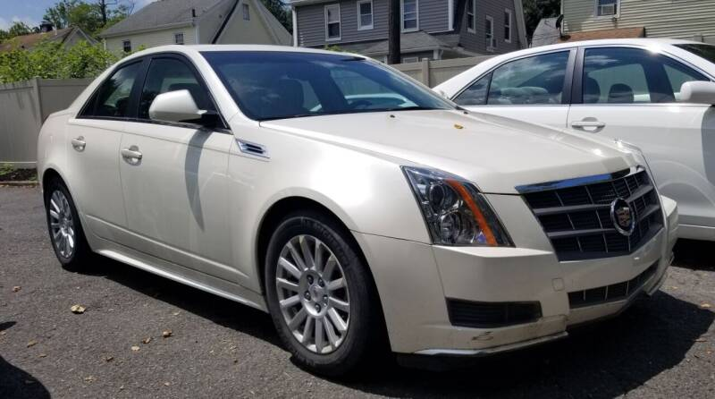 2010 Cadillac CTS for sale at Rolfs Auto Sales in Summit NJ