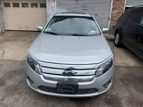 2012 Ford Fusion for sale at Rallye  Motors inc. in Newark NJ