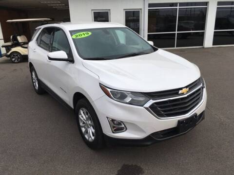 2019 Chevrolet Equinox for sale at Gross Motors of Marshfield in Marshfield WI